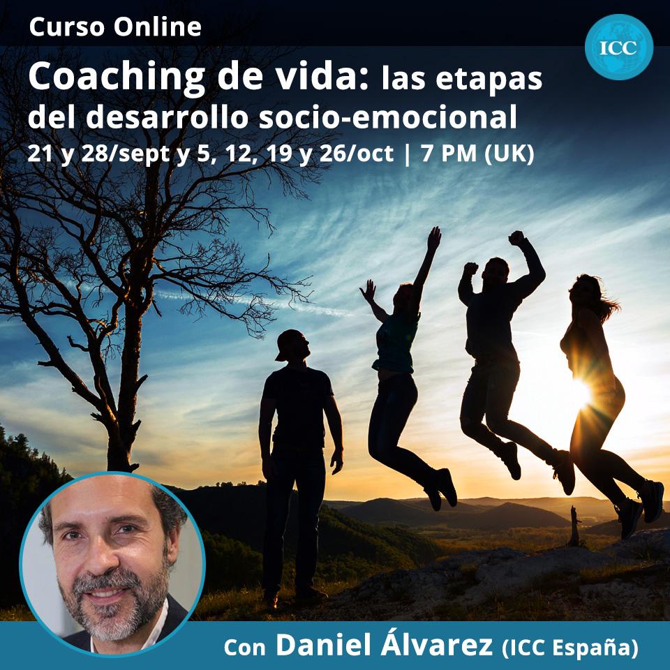 Curso Online: Coaching de vida - Las etapas del desarrollo socio-emocional