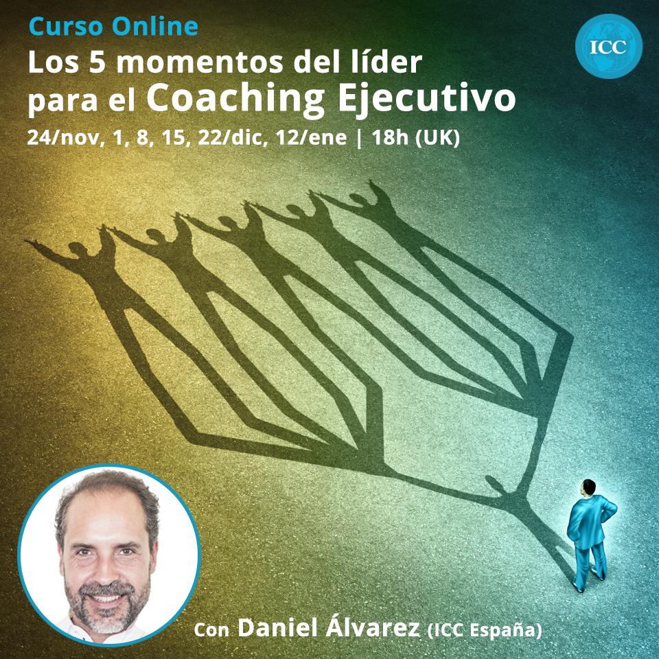 Curso Online: Los 5 momentos del líder para Coaching Ejecutivo